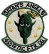 433rd Tactical Fighter Squadron - Satan's Angels