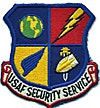 Air Force Security Service Command (USAFSS)