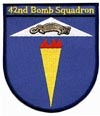 42nd Bombardment Squadron, Heavy