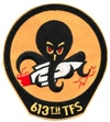 613th Tactical Fighter Squadron