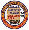 Williams Air Force Base - IWA
