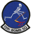 13th Bombardment Squadron, Light