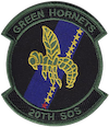 20th Special Operations Squadron - Green Hornets