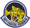 54th Fighter Squadron, Twin Engine
