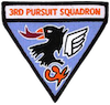 3rd Pursuit Squadron