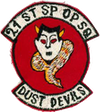 21st Special Operations Squadron - Dust Devils