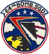 64th Bombardment Squadron, Heavy