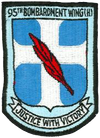 95th Bombardment Wing, Heavy
