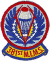 381st Missile Inspection Maintenance Squadron