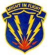 303rd Bombardment Group, Heavy