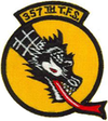 357th Tactical Fighter Squadron - Dragons