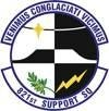 821st Support Squadron